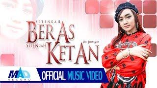 Gambar cover SETENGAH BERAS SETENGAH KETAN - JIHAN AUDY - (Official Musik Video)