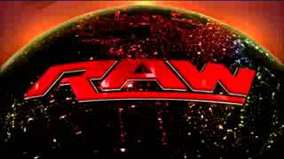 wwe raw new theme 2012 2014