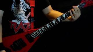 Dust Bolt - Agent Thrash (Guitar cover)