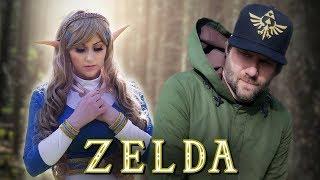 Legend of Zelda Nintendo Song- Breath of the Wild rap
