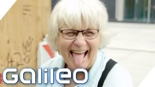 Die coolste Oma in Berlin | Galileo | ProSieben