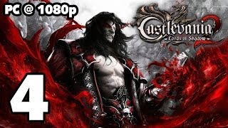 Castlevania: Lords of Shadow 2 Walkthrough PART 4 (PC) [1080p] No Commentary TRUE-HD QUALITY
