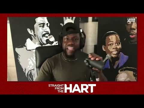 Part 1 - Kevin Talks #BlackoutTuesday on Straight From the Hart Livestream