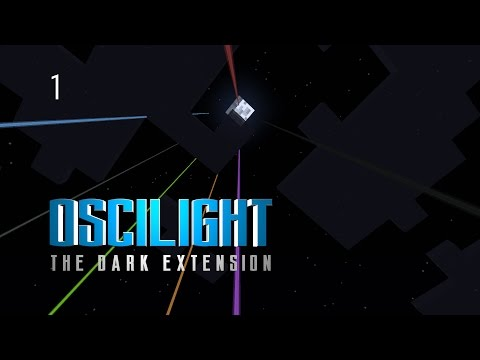 Oscilight: The Dark Extension - Minecraft Puzzle Map - 1