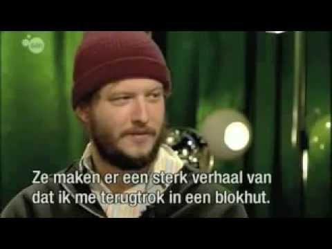 Bon Iver interview @ De Laatste Show (06/10/2008)