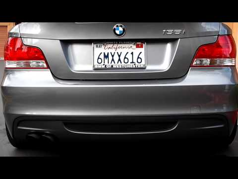 VIshnu Performance BMW Vishnu Tuned Downpipe N55 135... Sound Clip