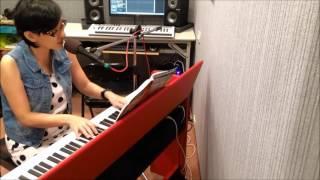 王心凌 月光 ~ Piano cover 張春慧(奶茶) 鋼琴彈唱