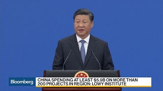 Xi Expands China's Footprint in Pacific as Trump Stays in U.S.