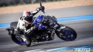 "2017 Yamaha MT-09 - ""A 360 experience on Chang International Circuit"""