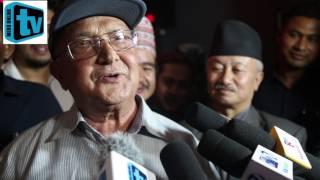 ओलीले भने तक्मे बुडा बिग्रिएछ | KP Oli Funny speech | Takme Buda |
