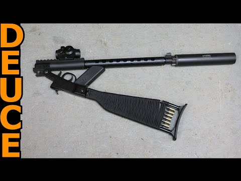 Homemade Gun: Titanium  45 Colt &  410 Over/Under Pistol - YouTube