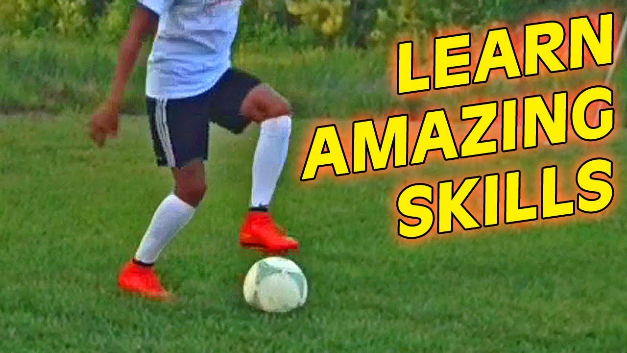 Learn Amazing Football Skills Tutorial ˜� Neymar Skills