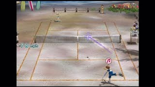 Lembrando de Hot Shots Tennis (PS2)
