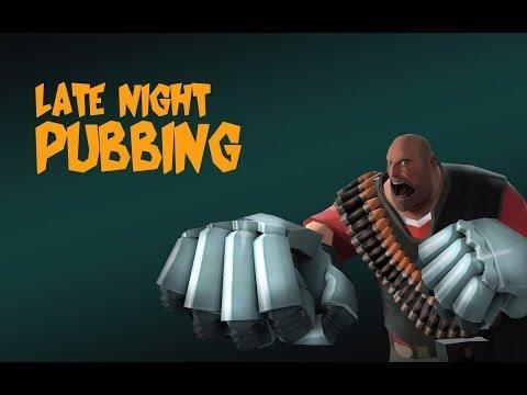 Late Night Pubbing: Demoman - Team Fortress 2