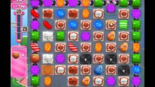 How to beat Candy Crush Saga Level 570 - 2 Stars - No Boosters - 89,420pts