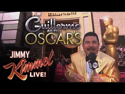 Thumbnail: Guillermo at the Oscars