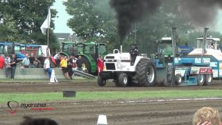 White Shadow - 4,5t Supersport - Tractorpulling Meerkerk 2013