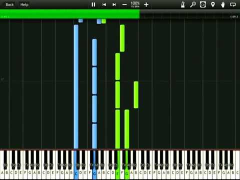 Ben Drowned (Jadusable) - Song Of Unhealing (Synthesia)