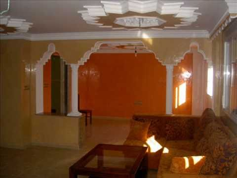 Stucco decoration chahid  YouTube