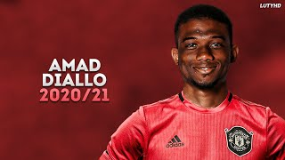 Amad Diallo Traore - Welcome to Manchester United OFFICIAL 2021