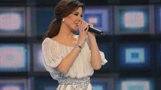 Nancy Ajram - Wana Bein Eideik (Official Live Video) نانسى عجرم - وأنا بين إيديك