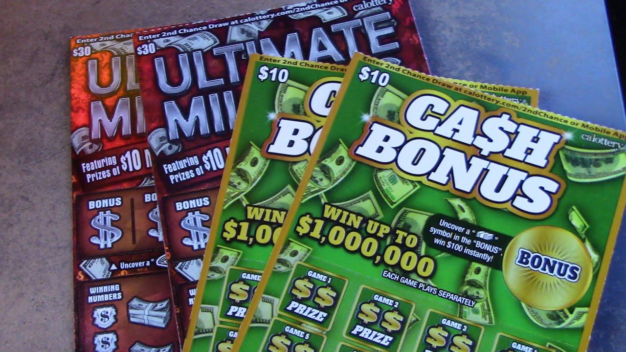 ULTIMATE MILLIONS AND CASH BONUS!!!!