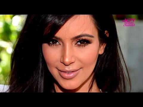 775a2e12efbe Kim Kardashian-féle füstös szem villámgyorsan - YouTube