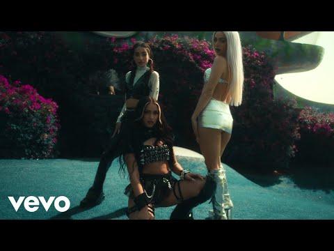 Смотреть клип Mariah Angeliq, Bad Gyal, Maria Becerra - Bobo