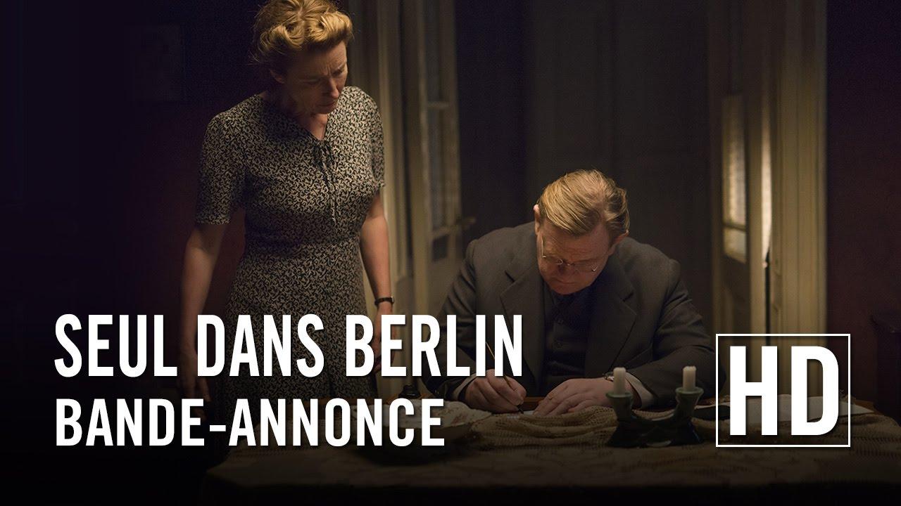 Seul dans Berlin - Bande-annonce officielle VOST