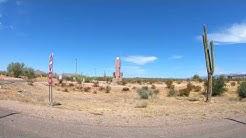 Fort McDowell to Indian Wells Drive & Saguaro Blvd, Fountain Hills, Arizona, 15 Sep 2019, GX017734