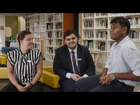 Ana-Denisa, Leon and Mohammed - Student Testimonials