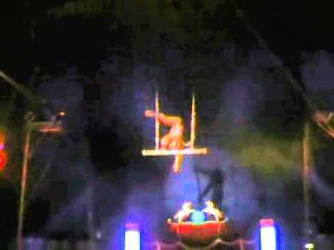 Circus Latino Washington Trapeze.wmv