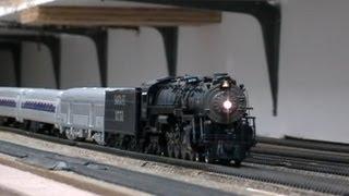 Santa Fe 4-8-4 3751 San Diego Special HO Scale Edition