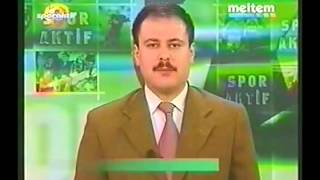 ERDEM GENÇTÜRK (MELTEM TV) Sporaktif bülteni spor programı sunumları ve Meltem ara haber sunumu