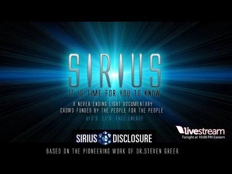 Sirius Official Trailer #1 (2013) - UFO, Extraterrestrials, Alternative Energy Documentary HD
