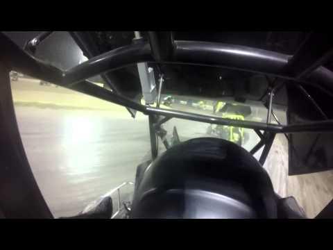 Plaza Park Raceway Stan Yockey Onboard June 26 2015