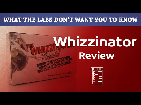 The Whizzinator Test And Review