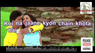 Tum Paas Aaye Yun Muskuraye Karaoke song for Female singers