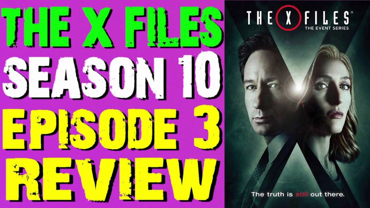 """Download The X Files: Season 10 - """"MULDER & SCULLY MEET THE WERE-MONSTER"""" Episode Review"""