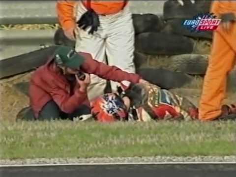2000 World Superbike Phillip Island - Carl Fogarty