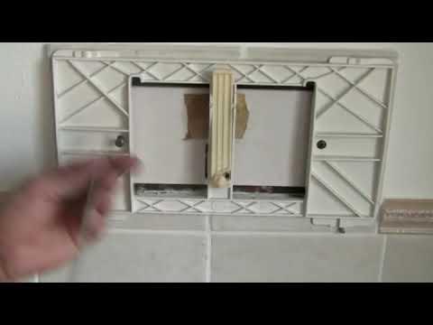 cassetta wc perde acqua  YouTube