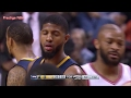 Paul George Game Highlights vs Raptors- 18 Pts, 4 Rebs, 2 Asts  3.19.2017 NEW