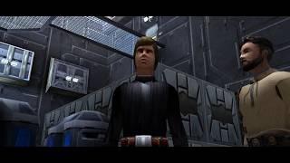 Star Wars Jedi Knight II: Jedi Outcast - (Level 14) Cairn Bay