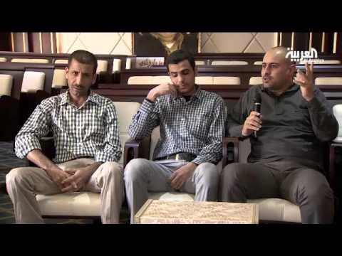 المحررون من سجن الحويجة يروون معاناتهم مع داعش