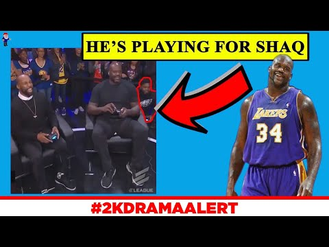 SHAQ CAUGHT FAKING GAMEPLAY TO SELL HIS GAME, KORZEMBA EXPOSED BY STEEZO AGAIN