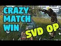 INTENSE SOLO WIN - THE SVD IS SO OP: RULES OF SURVIVAL 11 KILLS MATCH! - Highlights #2