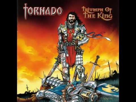 Tornado - 2001 - Triumph Of The King (full album)