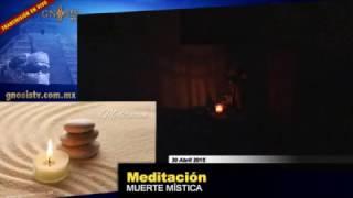 Meditación muerte mística