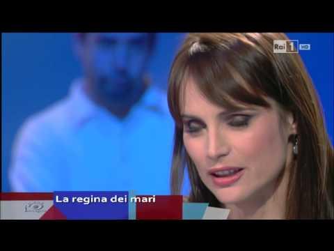 Regina Catrambone (MOAS) on A Sua Immagine, Rai Uno