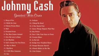 Johnny Cash Greatest Hits Live 2017   The Best Of Johnny Cash